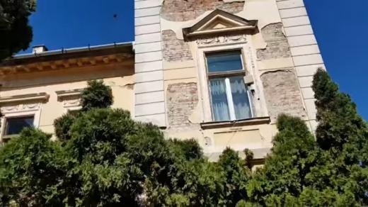 """Ungureanu, o nouă vizită la Castelul Ororii din Borșa: """"Mila creștină, dragostea unde au dispărut?"""""""