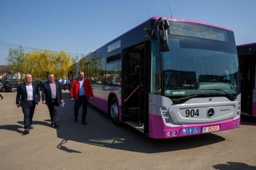 Din septembrie, două linii noi de transport public cerute intens de clujeni