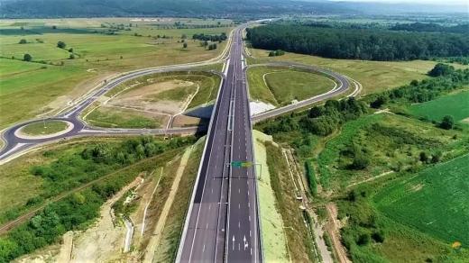 """CNAIR a reziliat contractul lotului 3 al Autostrăzii A1: """"Pierdem definitiv garanția de 4 ani, vom avea mulți ani de procese!"""""""