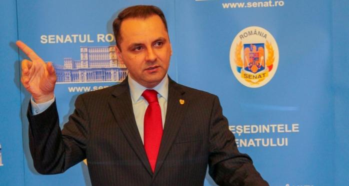 Senatorul PMP Cluj Vasile Cristian Lungu