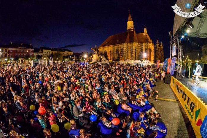 27.000 de spectatori la WonderPuck 2019, recital internațional pe străzile Clujului și la Bonțida