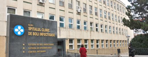 Aparatură medicală de peste 470.000 € pentru Spitalul Clinic de Boli Infecțioase Cluj-Napoca
