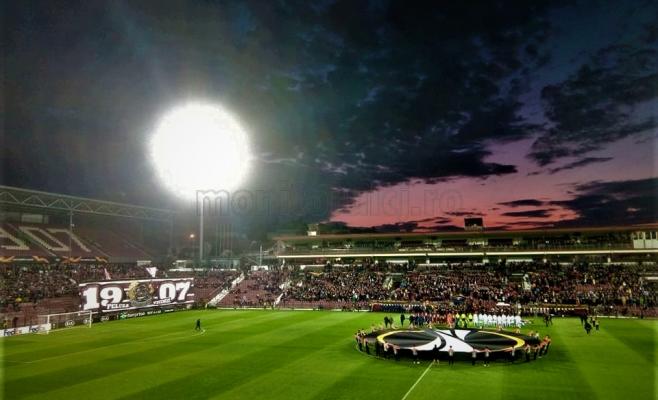 """""""Vulturii"""", fără aripi în Gruia! CFR întoarce scorul cu Lazio și obține o victorie uriașă"""