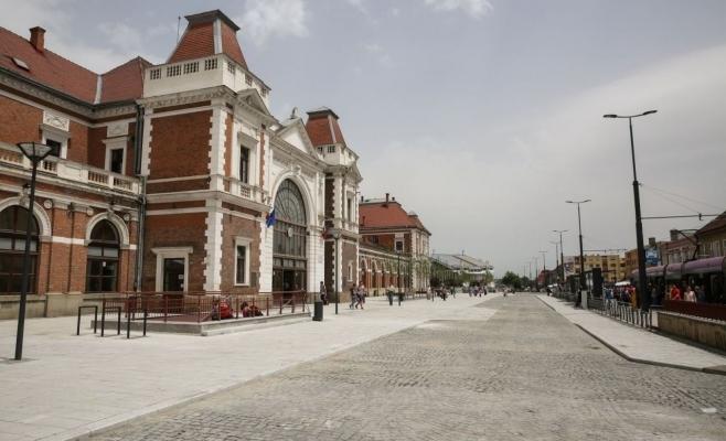 """A kolozsváriak félve járnak a vasútállomás környékén, a helyi rendőrség nem érti miért: """"A biztonság valós Kolozsváron!"""""""
