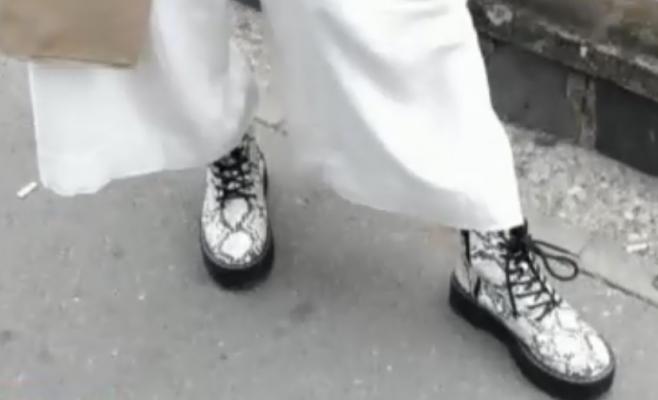 """Parada modei în școlile din România. Elevă din Cluj-Napoca cu haine scumpe: """"Mă declar snoabă!"""""""