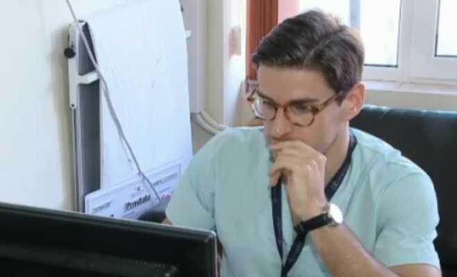 """Medic rezident francez, despre Cluj-Napoca: """"Calitatea vieții, mai bună decât în Franța!"""", sursă foto: captură stirileprotv.ro"""
