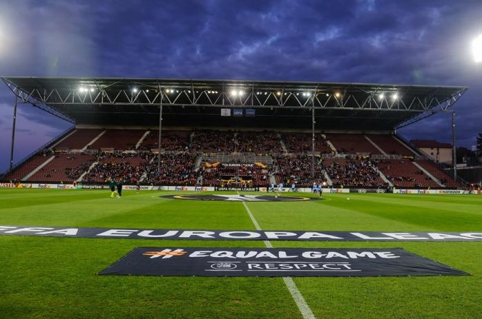 S-AU LĂCOMIT! Șefii din Gruia, strategie greșită cu Lazio, fanii vișiniilor le-au dat peste nas / sursă foto: Facebook CFR 1907 Cluj