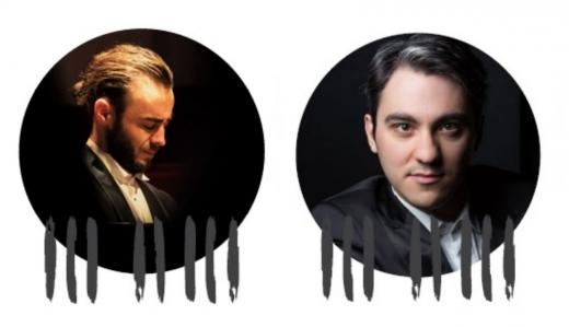 """""""Concert la două piane"""", încălzirea perfectă înaintea deschiderii oficiale a sezonului la Filarmonică"""