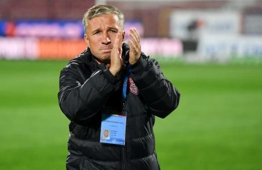 Dan Petrescu, recomandat la echipa națională