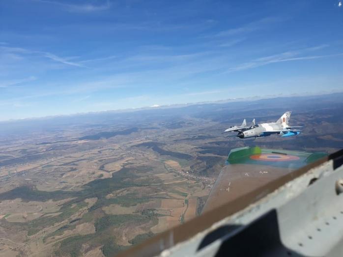 FOTO Air Solution 2019, exercițiul bilateral româno-sârb la Baza 71 Aeriană de la Câmpia Turzii, foto: Adela Oltean