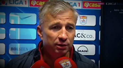 """""""O primă repriză execrabilă!"""" Petrescu, după eșecul cu Viitorul: """"Dacă stăm doar prin avioane...!"""", sursă foto: captură TV DigiSport"""