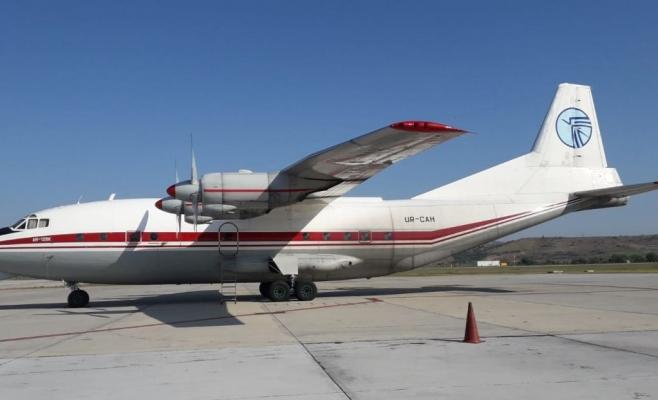 Avionul implicat în tragedia aviatică de la Lvov, surprins în august pe pista de la Cluj