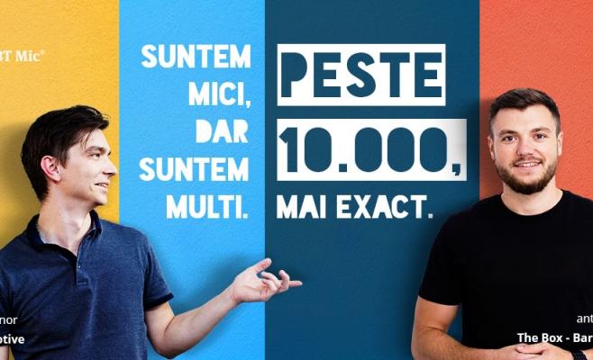 10.000 de afaceri mici cresc împreună cu BT Mic, companie a Băncii Transilvania