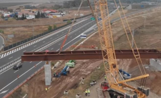 Autostrada A1 Orăștie-Sibiu se închide pentru o zi!