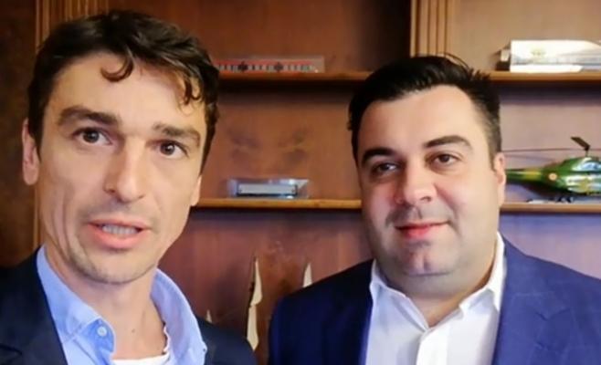Adrian Dohotaru și ministrul Transporturilor anunță o nouă victorie în campania pentru Tarnița