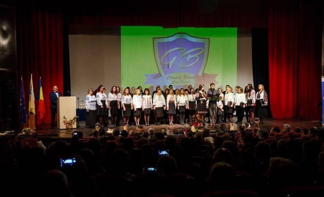 """100 de ani de la înființarea Colegiului Național """"George Barițiu"""""""