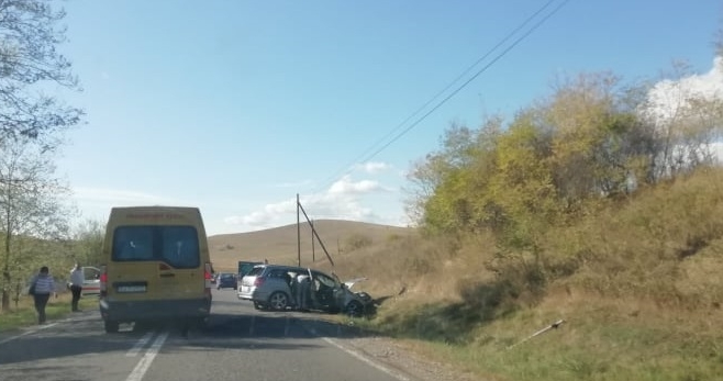 Zi NEAGRĂ la Cluj! Accident la Corpadea