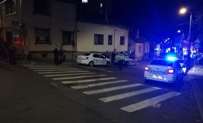 Razie pe Piezișă, în stații și în autobuze. Agenții de pază din zona campusurilor, instruiți de polițiști, sursă foto: IPJ Cluj