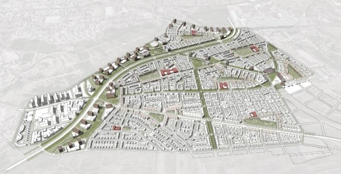 Cu ce a convins juriul proiectul câștigător al concursului pentru construirea cartierului Sopor?