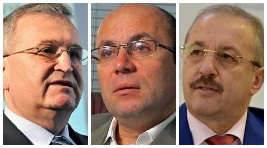 Reînvie Grupul de la Cluj? Gușă, Dâncu și Pușcaș, ceruți în PSD la pachet cu Năstase