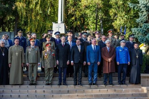 75 de ani de la eliberarea Clujului de sub ocupaţia horthystă