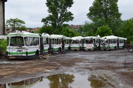 Emlékeztek még a régi buszokra? Tömegközlekedési múzeumot szeretnének létesíteni Kolozsváron!