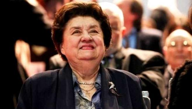 Actriţa Tamara Buciuceanu a murit, marţi, la vârsta de 90 de ani.