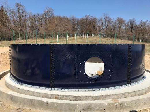 Tișe le promite apă potabilă sătenilor din Sălicea, sursă foto: CJ Cluj