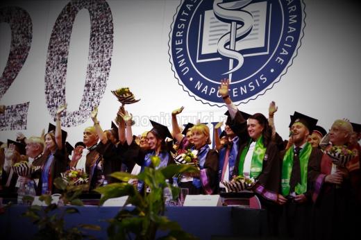 Facultatea de Medicină din Cluj-Napoca a primit acreditarea internațională pentru calitatea educației, sursă foto: Raymond Füstös / Monitorul de Cluj