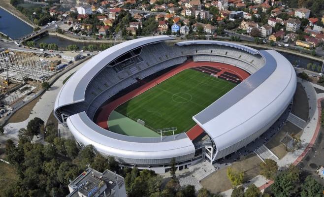 Cluj Arena, foto: Brett Martin