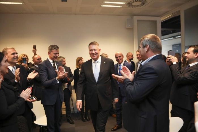 Președintele Klaus Iohannis s-a întâlnit cu românii din diaspora