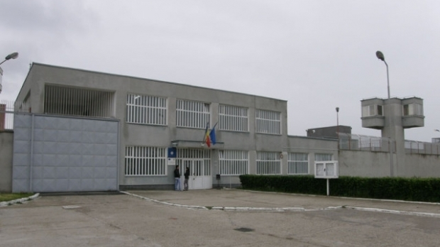 Noapte neagră la penitenciarul din Arad