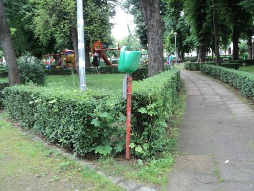 Primăria promite sistem modern de irigație antivandalism în două parcuri din Cluj-Napoca