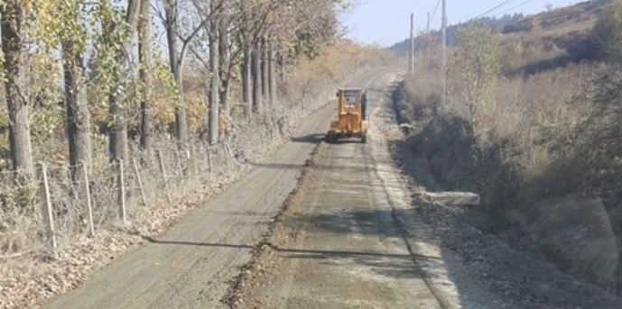 Șulea se bate în piept cu lucrări de conservare pe traseul Centurii Ocolitoare de Sud a Floreștiului, sursă foto: Facebook Horia Șulea