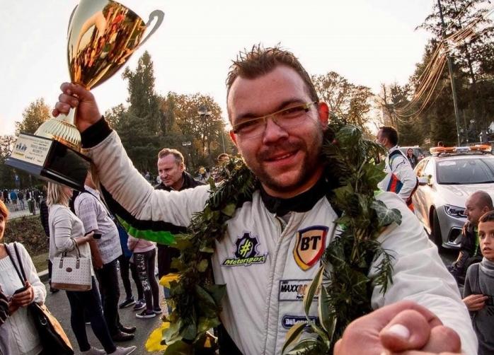 Clujeanul Vlad Cosma a câștigat ultima etapă, Costel Cășuneanu Jr. este noul campion național de Super Rally, sursă foto: Facebook Vlad Cosma