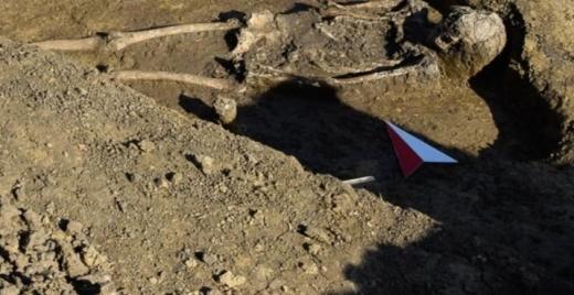 Mormintele unor războinici celți, vechi de peste 2.200 de ani, descoperite la limita cu județul Cluj, sursă foto: Bistrițeanul.ro