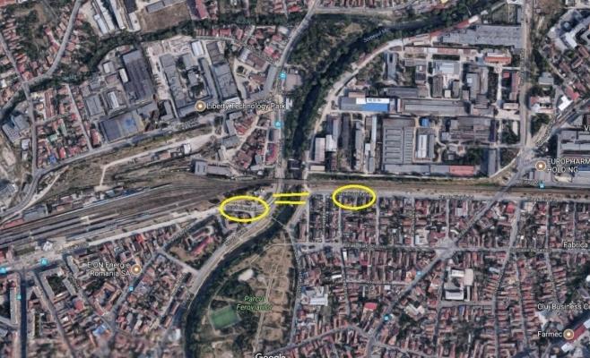 Primăria Cluj-Napoca deschide licitația pentru cel mai nou pod peste Someș