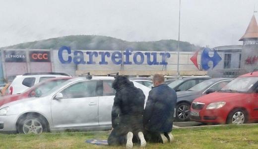 Nereguli GRAVE la Carrefour! Tone de mâncare retrase, la Cluj-Napoca s-au găsit alimente care pun în pericol sănătatea consumatorilor