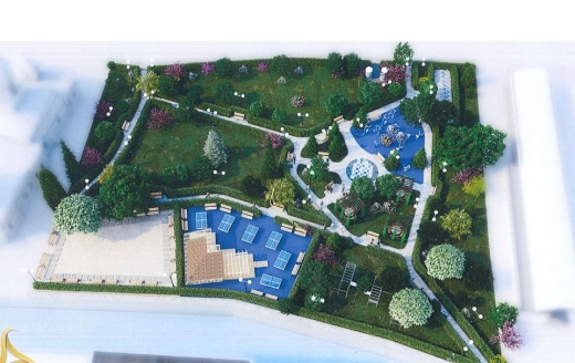 Primăria modernizează Parcul Farmec. Loc de promenadă pentru clujeni pe marginea Canalului Morii, sursă foto: Facebook Dan Tarcea