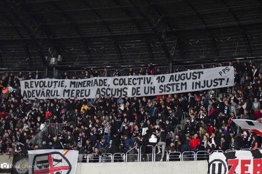 """""""U"""" Cluj - FCSB, foto: Paul Gheorgheci / monitorulcj.ro"""