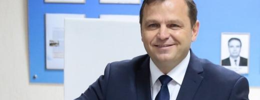 Andrei Năstase, liderul blocului pro-european din Rep. Moldova, cetățean de onoare al județului Cluj, sursă foto: Facebook Andrei Năstase