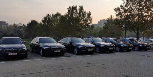 """Senator clujean, revoltat de BMW-urile nou-nouțe cumpărate de SPP: """"Nu avem elicopter pentru stins incendii dar ne luăm BMW-uri!"""""""
