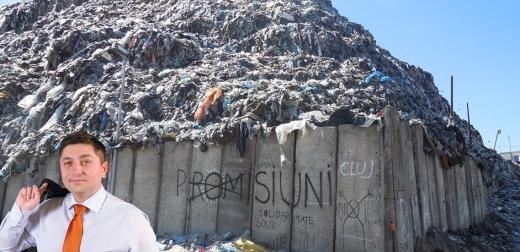 """Dohotaru, decis să meargă la CEDO în războiul cu Tișe: """"Nu ascundem gunoiul sub preș în Cluj!"""", sursă foto: Facebook Adrian Dohotaru"""