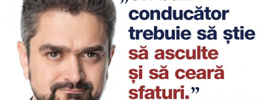 Candidatul PMP la funcția de președinte al României, Theodor Paleologu