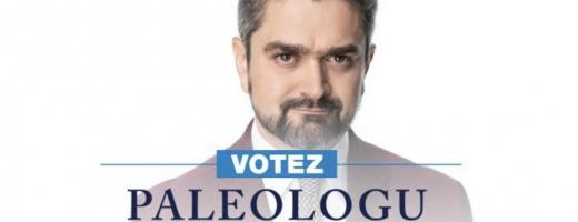 Theodor Paleologu, candidatul PMP la Președinția României