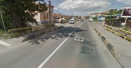 """Rezolvă noul ministru al Transporturilor problema """"amărâtului"""" podeț de pe Calea Baciului?, sursă foto: Google Maps"""