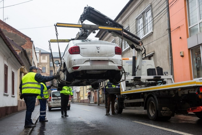 """Boc """"reciclează"""" o idee din 2017. Aplicație care să notifice șoferii că le-a fost ridicată mașina?"""