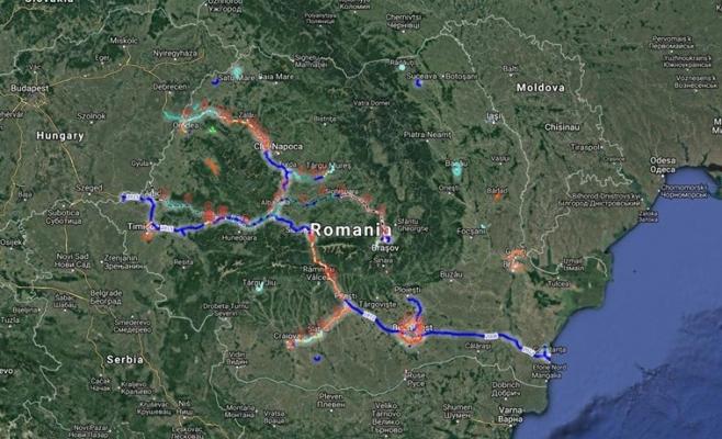 """Un nou ministru al Transporturilor, aceleași așteptări de la șoferi: """"Lista este lungă!"""", sursă foto: Google Maps"""