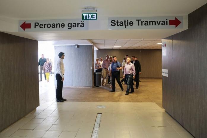 Traficul din zona Gării, strangulat de incompetența CFR SA? 1.5 mp, motiv de dispută între feroviari și Primărie