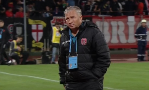Au dat-o la pace! CFR Cluj, remiză albă pe terenul lui Dinamo după un meci anost, sursă foto: captură Digi Sport